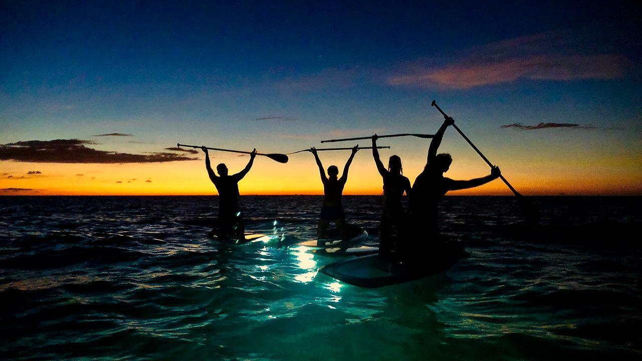 LightSUP Hawaii Tours