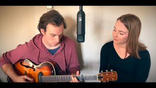 John Prine Tribute Cover - James VanDeuson & Rebecca Girouard