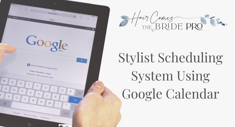 Easily Organize and Keep Track of All of Your Weddings, Trials and Multiple Stylist Availability