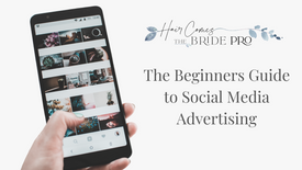 Beginners Guide to Advertising on Instagram and Facebook - PREVIEW