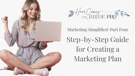 An Easy Step-by-Step Guide for Creating a Marketing Plan PLUS Workbook!-PREVIEW