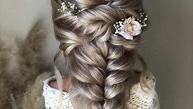 Romantic Braid by Renee Marie