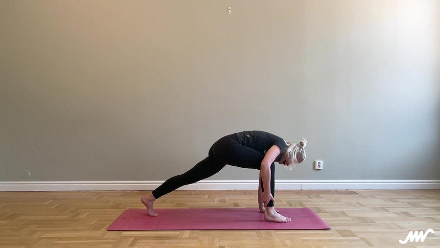30 min smakprov: No Perfect Yoga-flow för hela kroppen