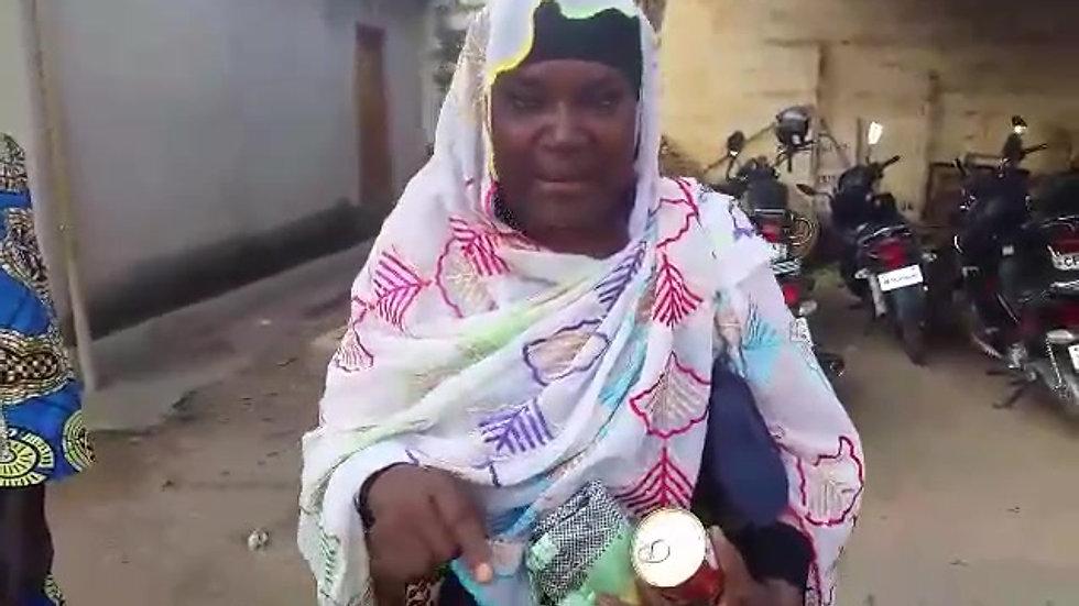 Témoignage aide alimentaire