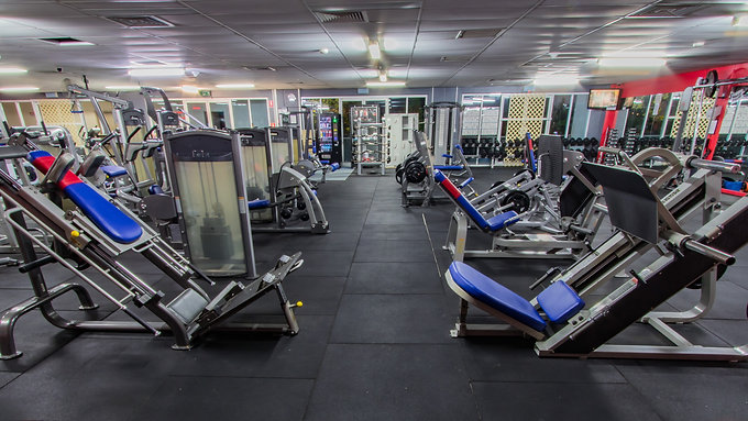WELCOME TO WORKOUT 24/7 GYM NORTHLAKES