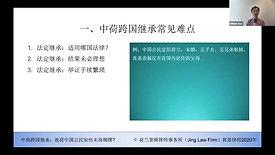 Overseas Inheritance: How do Chinese living in NL Get Ready for Rainy Days 中荷跨国继承:旅荷中国公民如何未雨绸缪?