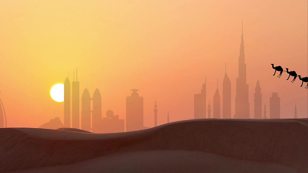 Camel Horizon