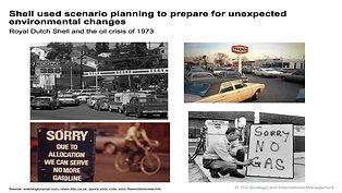 Screencast Step 1.1 - Scenario Planning