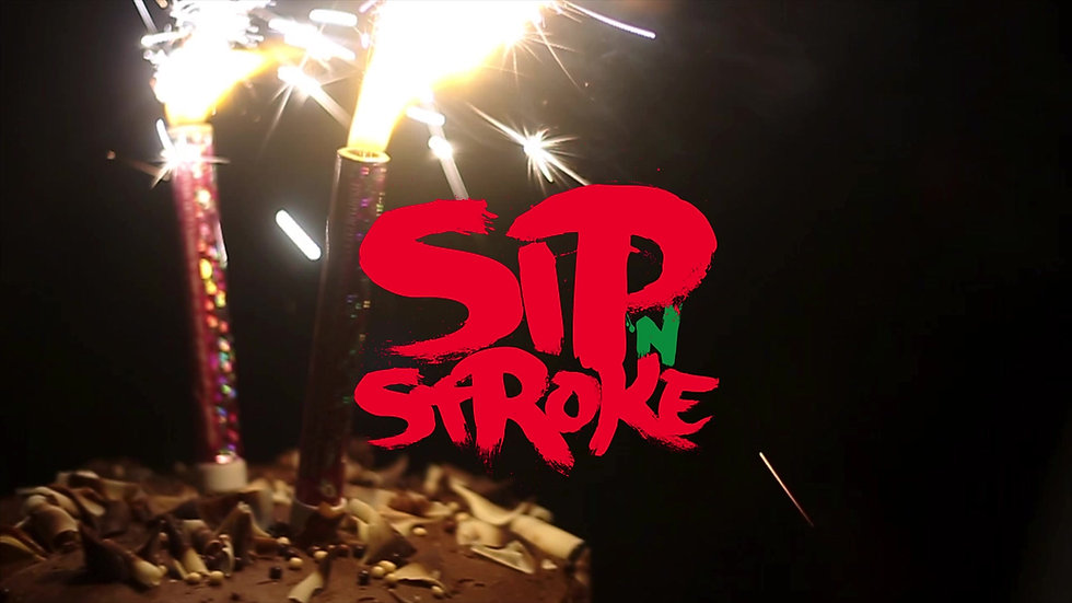Sip 'N Stroke Birthday