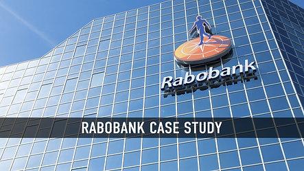 Rabobank Case Study