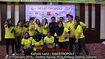 Kalindo Video Event 21 Feb 2019