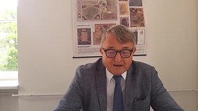 Dr Milan Konecny - Digital Earth Deputy President - Czech Republic