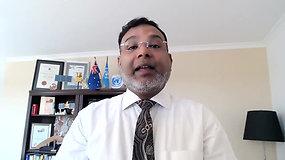 Dr Zaffar Sadiq Mohamed-Ghouse - Spatial Vision - Australia