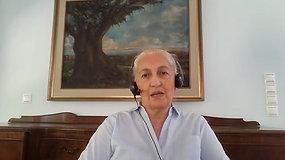 Dr Chryssy Potsiou - FIG Honorary President - Greece