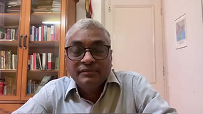 Mr Bal Krishna - Coordinate Magazine Editor - India