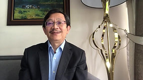 Datuk Ahmad Fauzi - Former Director General of Department of Surveying and Mapping, Malaysia (JUPEM)