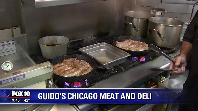Guido's Chicago Meat & Deli