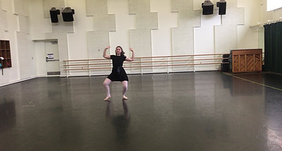 Dance Reel/Class Work