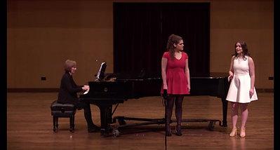 Studio Voice Recital