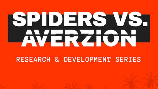 Spiders vs. AVZN