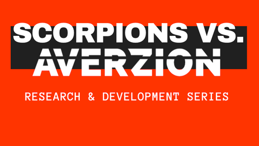 Scorpions VS. AVZN