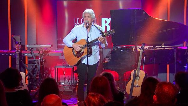 Yves Duteil La langue de chez nous Le Grand Studio RTL