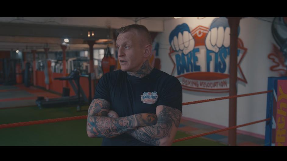 Andrew Bakewell (Fighter) VLOG
