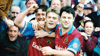 Playoff Final Wembley 1994 BURNLEY v STOCKPORT