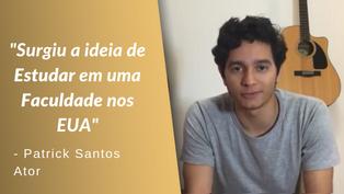 PATRICK SANTOS | DEPOIMENTO CURSO DE INGLÊS - ADVANCE LANGUAGES