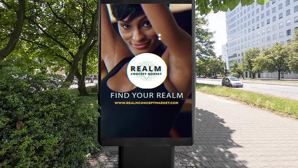 Realm Billboard