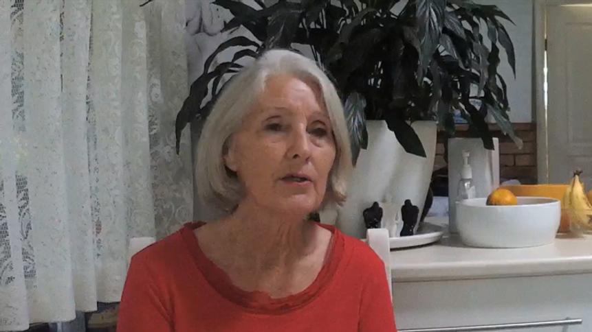 Sue's story: peace through a quadruple bypass.