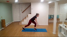 Bodyweight HIIT 8.2.21 Shelby