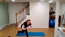 Bodyweight HIIT 4.5.21 Shelby