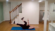 Bodyweight HIIT 5.10.21 Shelby