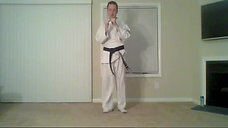 Karate 12.7.20 Catalin
