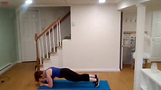 Bodyweight HIIT 5.3.21 Shelby