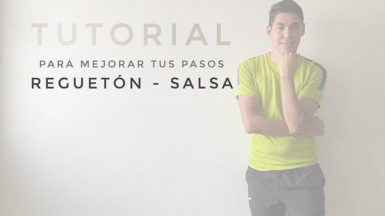 Tutorial Reggaeton y Salsa