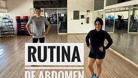 Rutina Abdomen