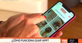 GUAPApp: La app de servicios de belleza a domicilio