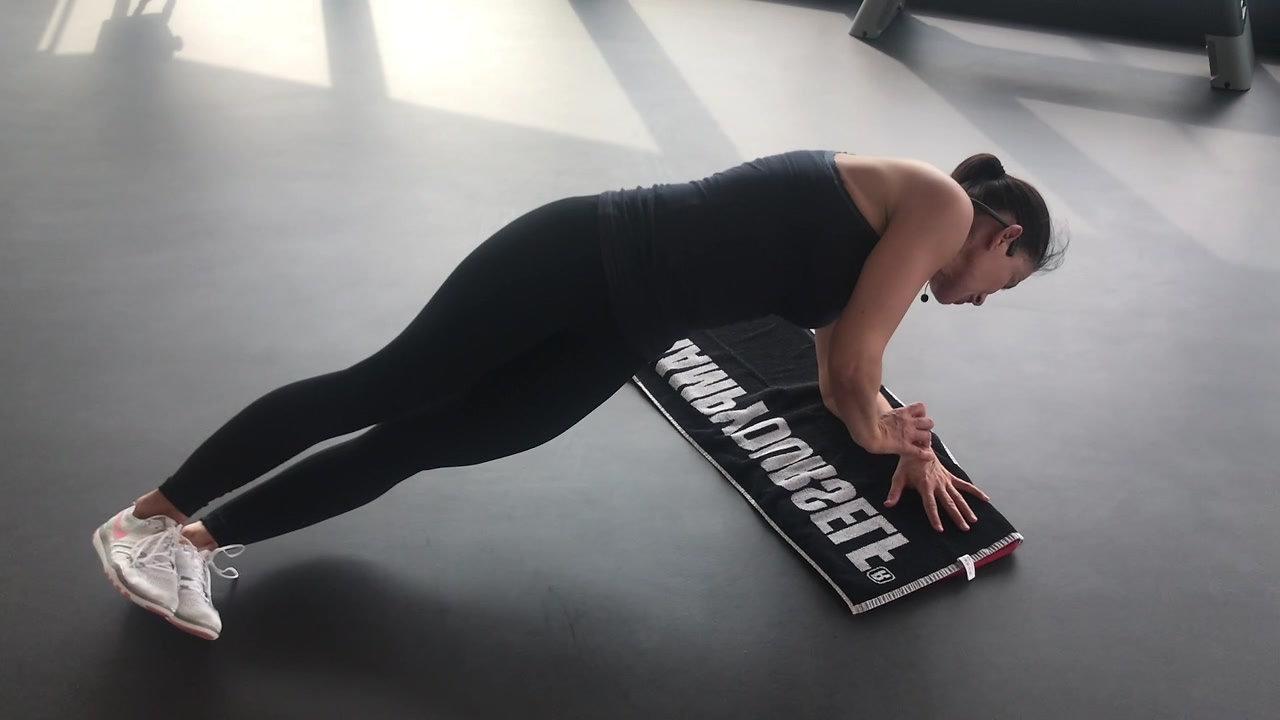 #stayathome Bodyweight Workout#1 720