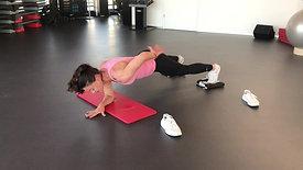 #stayathome core.power Bodyweight Workout#10