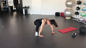 #stayathome Change your Routine Bodyweight Workout#7