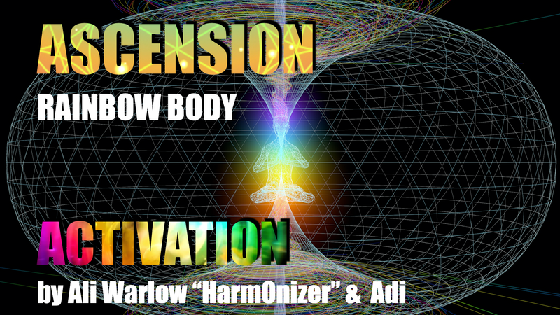 Rainbow Body Ascension Activation