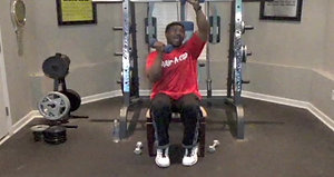 Warrior Workout (strength, cardio, abs)