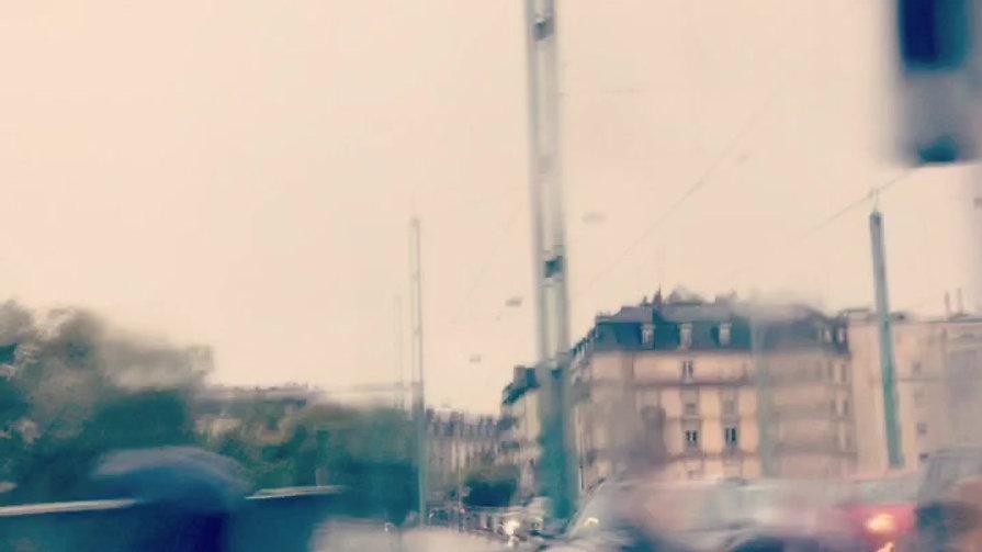 Geneva under the rain