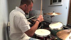 Système Doubles Croches à la cymbale hi-hat avec Matthieu