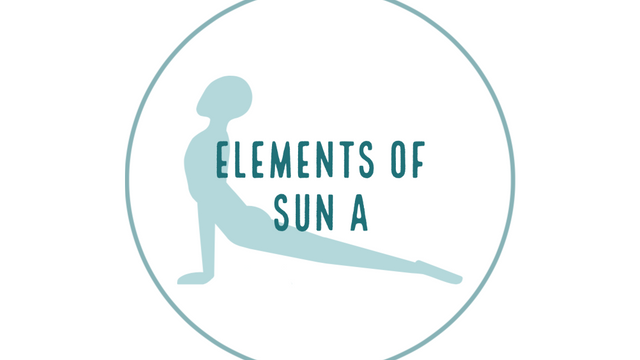 Surya Namaskar A and It's Elements
