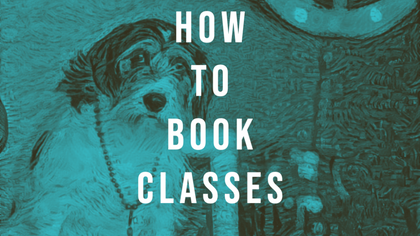 How to Book Classes and Get Class Access