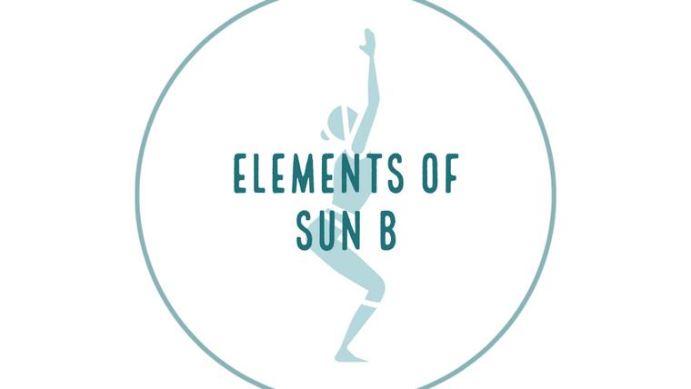 Surya Namaskar B and It's Elements