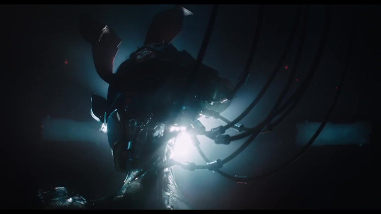 Ghost in the Shell Trailer 2 (Rescore by Chris Frost)